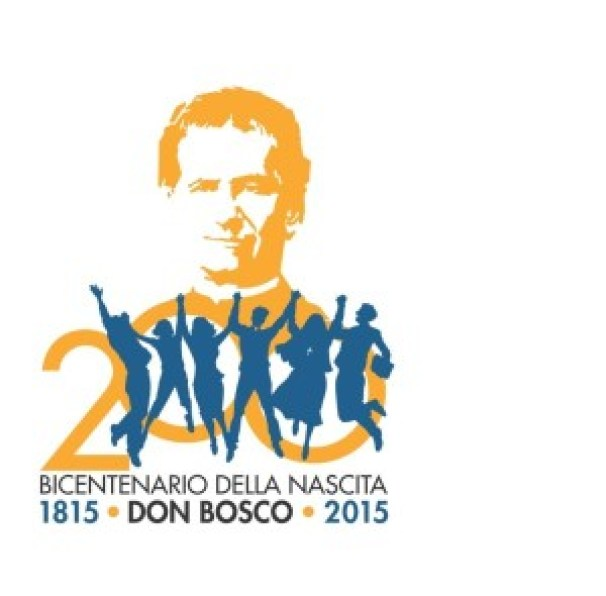 Logo Don Bosco - bicentenario