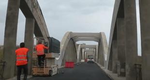 Riapertura ponte sull'Ancinale