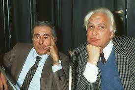 Pannella con Enzo Tortora