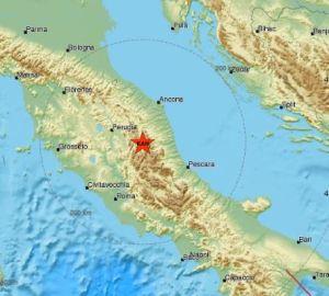 Terremoto maps EMSC