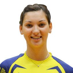 Volley Soverato, ecco la schiacciatrice Ariana Pirv