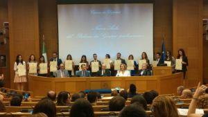"""Soveratese premiata a livello nazionale come """"giovane laureata meritevole"""""""
