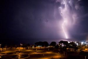 11/08/2015 – Tempesta di fulmini a Soverato