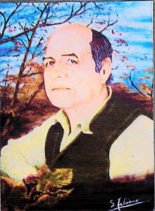 Giuseppe Fabiano, autoritratto
