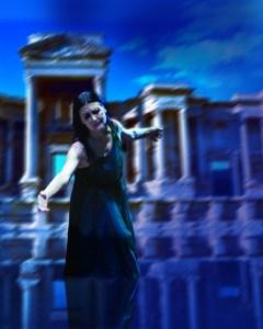 Lunedì 17 agosto Carla Fracci al Parco Archeologico di Scolacium