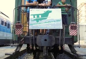 Ritorna il treno a vapore delle Ferrovie della Calabria