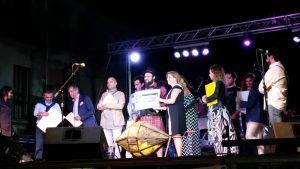 I Groova Bulls vincono il Girifalco Rock and Pop festival.