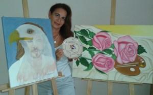 Premio Levante 2015 per Angela Loprete