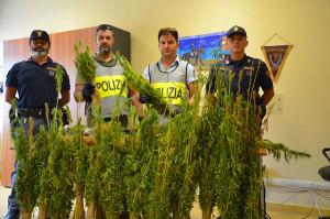 polizia-marjiuana