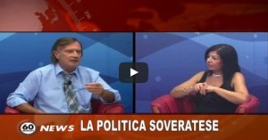 VIDEO | 60 News con Giuseppe Brugnano e Antonello Gagliardi