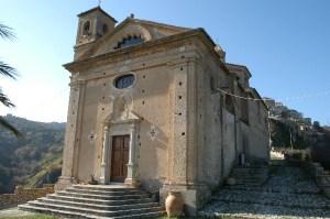 San Domenico di Badolato crolla