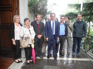 Delegazione di Marcellinara a Tiriolo