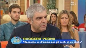 """""""Il cacciatore di meduse"""" di Ruggero Pegna presentato a """"I Fatti Vostri"""""""