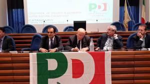Seminario sulla sanità del Pd calabrese a Catanzaro, il dibattito con Magorno, Oliverio e Gelli