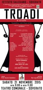 Soverato – Scuole a teatro per Le Troadi di Euripide