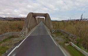 La 106 e il ponte