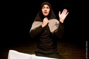 """""""Antropolaroid"""" di e con Tindaro Granata sabato 13 in scena al Teatro comunale di Badolato"""