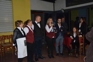 Cena al buio, grande successo targato Leo Club e UICI