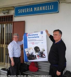 Seconda tappa della Maratona Ferroviaria organizzata dalla Confederazione Mobilità Dolce