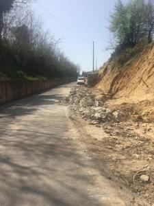 Iniziati i lavori della strada di collegamento per la Girifalco-Lamezia Terme