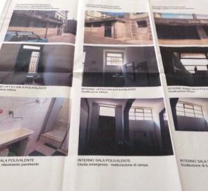 Girifalco – Aggiudicati i lavori per la ristrutturazione dell'ex palestra sede municipale