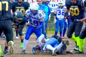 Football Americano – Gli Highlanders Catanzaro sconfitti con onore