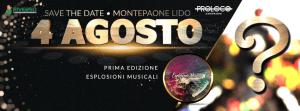 """Montepaone – Giovedì 4 Agosto la prima edizione di """"Esplosioni Musicali"""""""