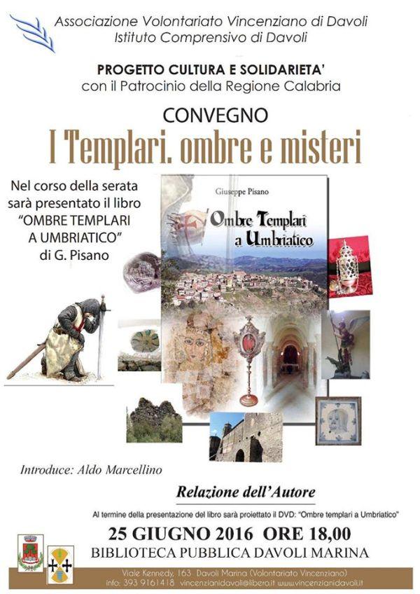 Convegno Templari Davoli