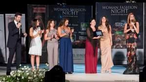 """Le allieve dell'Accademia New Style di Cosenza contribuiscono al successo della serata """"Woman Fashion Night"""""""