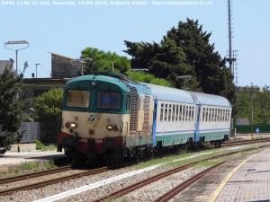Ferrovia Jonica – Nuovo InterCity RC-TA in vista?