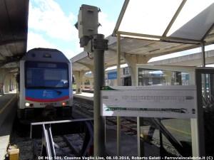 Ferrovia Cosenza Rogliano: festeggiati 100 anni di esercizio