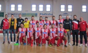 Calcio a 5 – Sconfitta casalinga per il Club Quadrifoglio Soverato