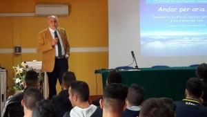 """""""Andar per aria"""" interessante iniziativa organizzata dall'Itg di Lamezia Terme"""