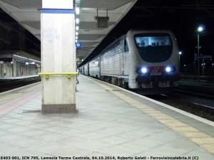 Intercity Notte Torino – Reggio Calabria: dopo 4 anni ancora nessuna fermata a Bologna