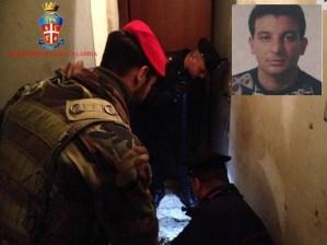 'Ndrangheta – Arrestato il boss Giuseppe Giorgi, era tra i 5 latitanti più pericolosi d'Italia