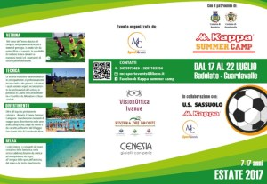 "A Badolato e Guardavalle il ""Kappa Summer Camp"""
