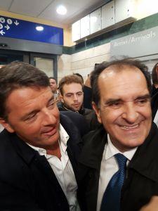 Dichiarazione di Enzo Bruno sulla visita del segretario nazionale Matteo Renzi a Catanzaro