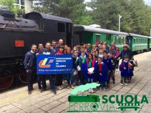 """Nasce """"Scuola Ferrovia"""": via libera al nuovo progetto dell'Associazione Ferrovie in Calabria"""