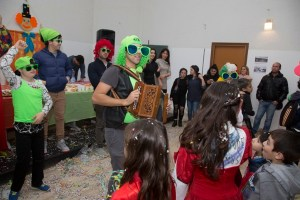 A Badolato una divertente festa di Carnevale