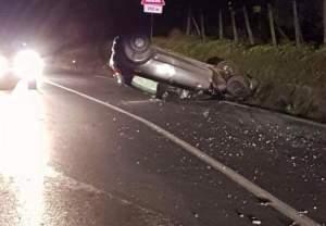 Tre feriti nell'incidente sulla Ss 106 tra Isca e Badolato