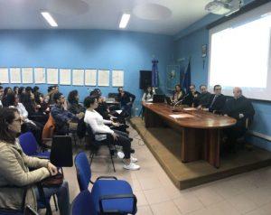 """Al Liceo Scientifico di Soverato un incontro sul tema """"Monitoraggio civico e Open Data"""""""
