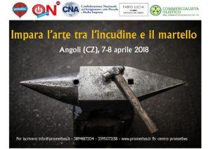 Forgiatura pitagorica. Plasmare il ferro, incredibile esperienza da vivere… in Calabria