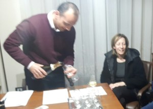 La senatrice Silvia Vono incontra i soci slow food di Soverato