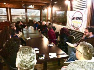 M5S, il Meetup di Soverato si riunisce e organizza le attività sul territorio
