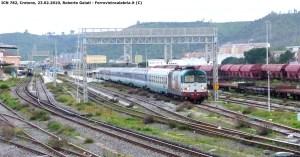 Elettrificazione Ferrovia Jonica: tra un anno l'inizio dei lavori