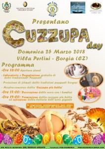 """Domenica 25 Marzo a Borgia il """"Cuzzupa Day"""""""