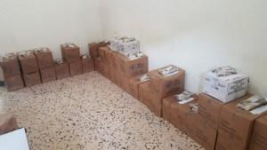 Soverato – Avviata la distribuzione di pacchi alimentari