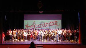 """Soverato ha ospitato l'ottava edizione del festival """"Jonio Danza"""""""