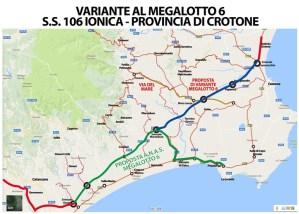 """Mingrone (Cisl): """"Soddisfazione per la variante al megalotto 6-9 della Ss 106 Jonica"""""""