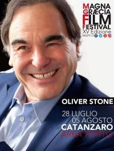 Oliver Stone al Magna Graecia Film Festival 2018